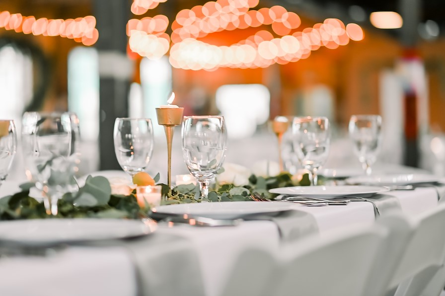 The glass factory wedding venue in jacksonville fl